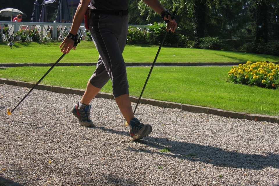 Nordic Walking - Percorso di Celado