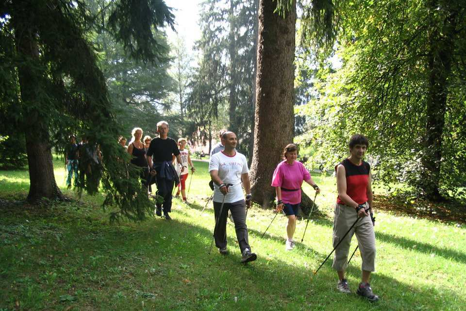 Nordic Walking - Percorso di Conseria