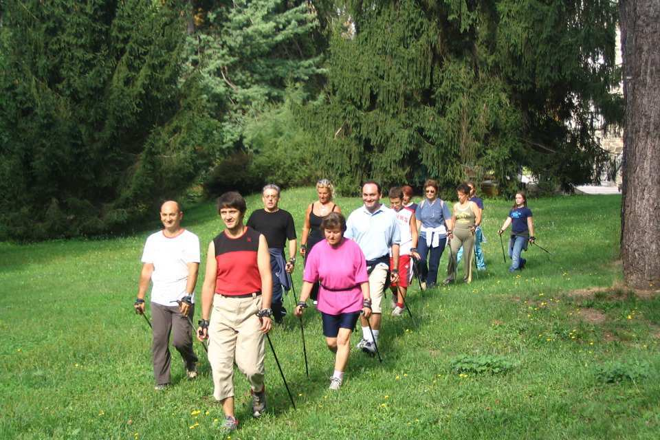 Nordic Walking - Percorso Pian de mela