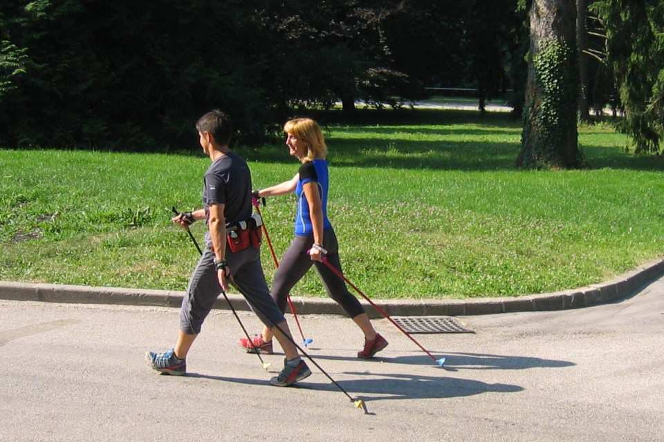 Nordic Walking - Tour Spiado