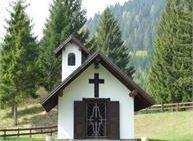 Santa Messa alla Chiesetta Alpina di Monte Mezza