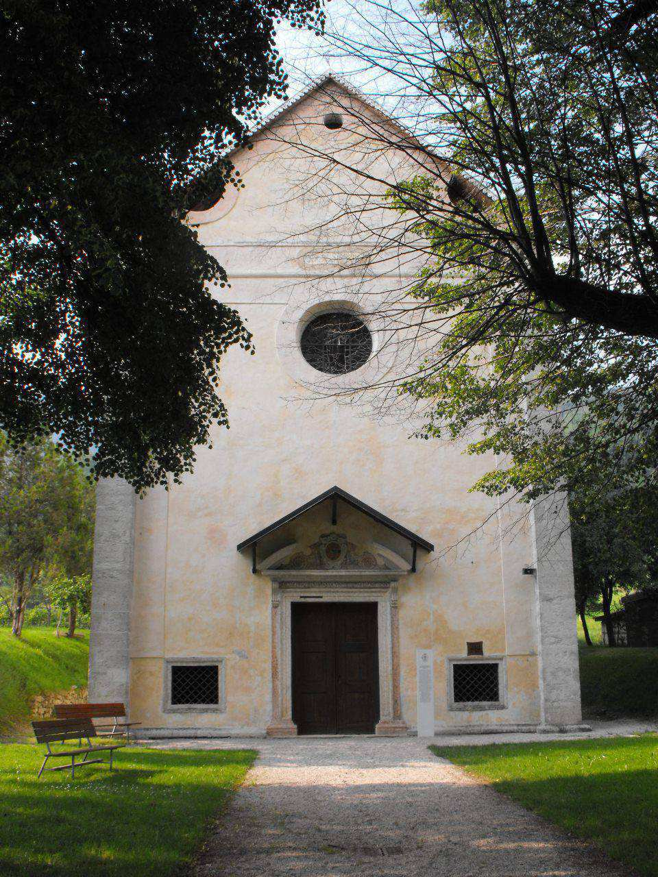 Sanctuary of the Onea Madonna