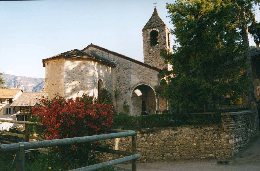 St. Ermete Church