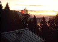 Vivi Tesino: tramonto alla Baita della Pace