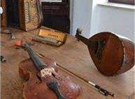 Laboratorio sonoro al Museo degli Strumenti Musicali Popolari