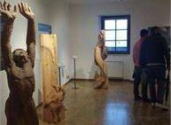 Visita al Museo del Legno e Museo d'Arte Moderna di Scultura lignea