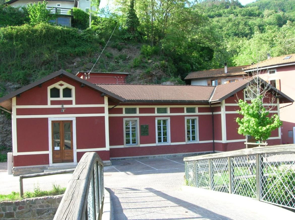 Museum of the hydroelectric plant