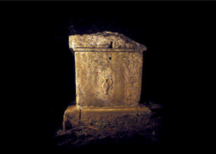 The Roman Sarcophagus