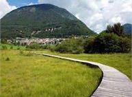 Lettura delle leggende del Trentino