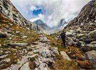 2^ AVG Trail - Corsa in montagna sull'Alta Via del Granito