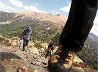 Escursione di Trekking in Panarotta/Forte Busa Granda