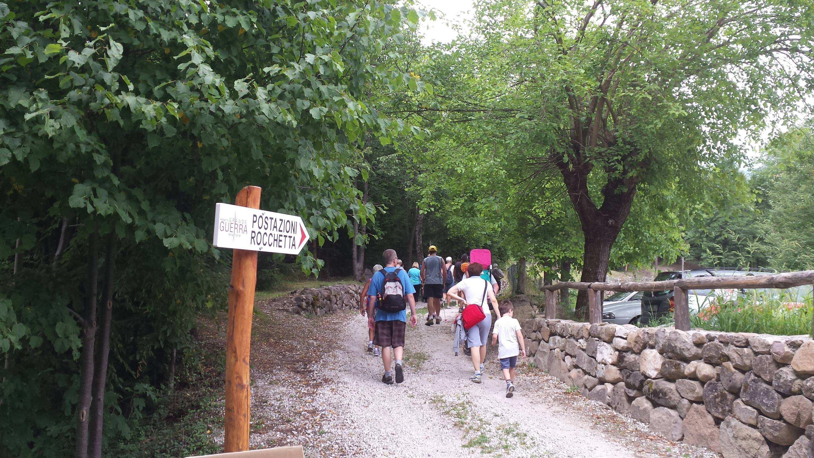Palazzi aperti passeggiata al sito storico della for Sito storico