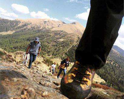 Guided walk on the Panarotta mountain/Forte Busa Granda