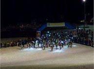 Lunagaro - Gara di scialpinismo in notturna