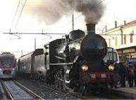 Treno di Natale a Vapore