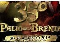Palio dela Brenta 2019