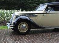 Tappa della 34^ rievocazione storica della Stella Alpina - Auto storiche