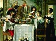 Webinar: l'alimentazione dei nobili tra seicento e settecento in Trentino