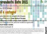 Sorprendente Rete 2021 - Ricci e castagne