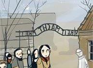 Il viaggio disegnato a memoria - Mostra di fumetto per raccontare l'orrore della Shoah