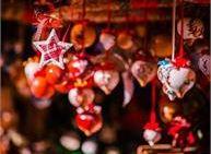 Decoranatale presso la Casa di Babbo Natale