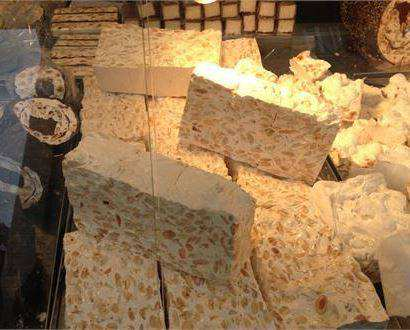Nougat Festival in Strigno