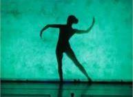 The magic of light - Danza