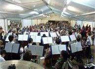 Concerto con la Banda Folk di Castello Tesino