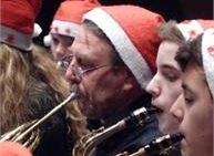 Concerto di Natale - Banda Sociale di Pergine e Complesso Giovanile