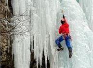 Corso arrampicata su ghiaccio