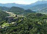 Passeggiata fino al Castello di Pergine e visita guidata + centro storico
