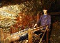 Visita guidata miniera di Calceranica