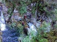 Canyoning Valsugana Lagorai
