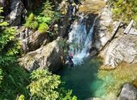 Canyoning Lagorai Avventura