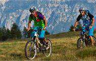 Bike - tour in Panarotta e discesa