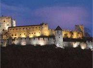 Visita al borgo e castello di Pergine