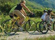 Bike tour con guida