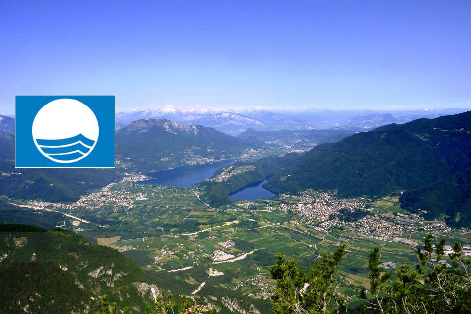 The Blue Flag 2017: Caldonazzo & Levico lake still on the top!