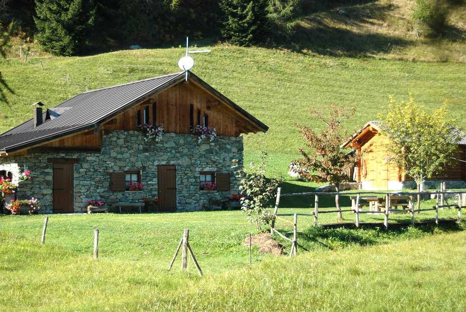 Vacanze in baita soluzioni ideali per vacanze in montagna for Piccole case di montagna