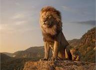 Il re leone - Film drammatico/avventura