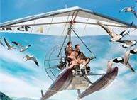 Sulle ali dell'avventura - Film avventura