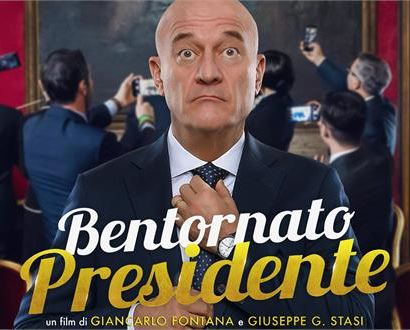 Bentornato Presidente - Film commedia