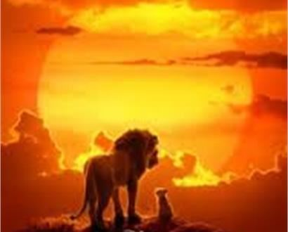 The lion king – animated movie