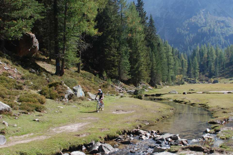 Mountainbike - Tour of the Val Campelle 2347