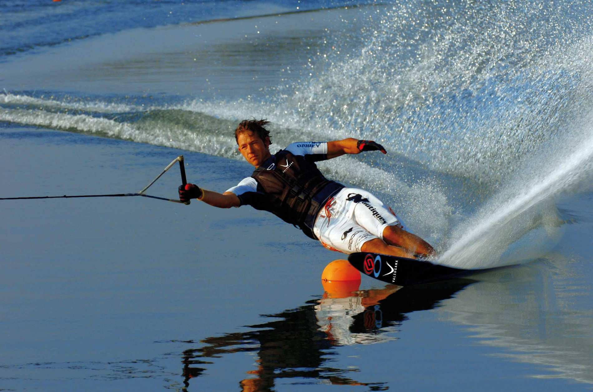 Water-Skiing Trento