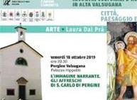 L'immagine narrante. Gli affreschi di S.Carlo a Pergine