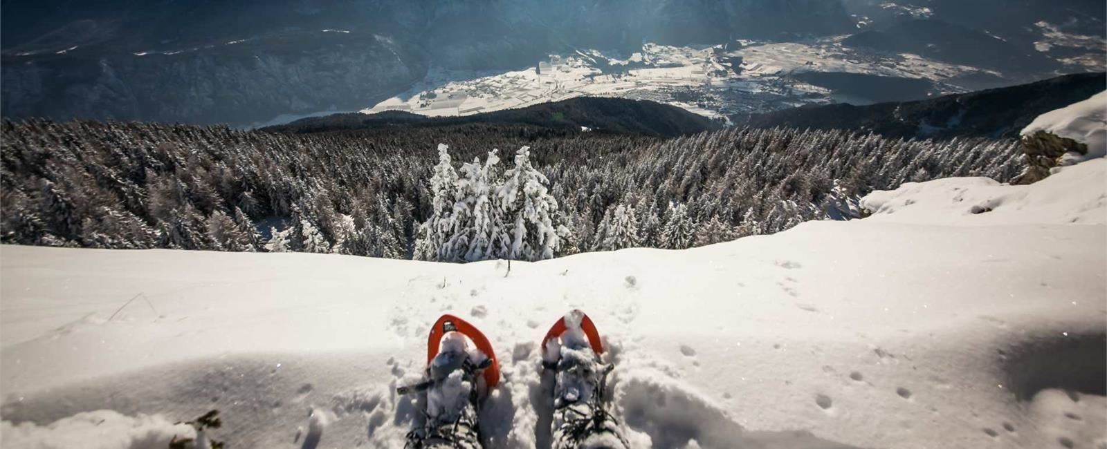 MANY SPORTS TO ENJOY THE WINTER IN VALSUGANA